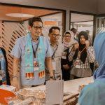 Pelatihan dan Pameran Produk Unggulan OK OCE Melawai