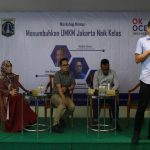 Bantu DKI, OKOCE Targetkan Wirausaha di 2022