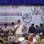 Sandiaga Uno Bakal Ajak Investor Kembangkan Kabupaten Kerinci