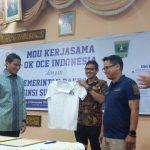 Sandiaga Uno ke Padang, Jalin Kerja Sama OK OCE Indonesia dengan Pemprov Sumbar