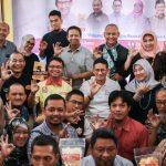 Sandiaga Uno Menghadiri Acara Strategi Naik Kelas Bisnis Kuliner