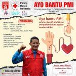 OK OCE, Relawan Siaga, Glek.id dan PMI DKI Mengadakan Donor Darah Dalam Menghadapi Corona