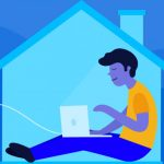 Tips Kerja Dari Rumah Pengusaha UMKM agar Tetap Untung