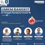 Indra Uno Memberikan Tips Agar UMKM Bangkit Dari Covid-19