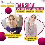 Talk Show UKM Menghadapi Kondisi Krisis