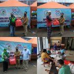 Kolaborasi Korps Alumni KNPI Bersama OK OCE Indonesia dan OK OCE Peduli