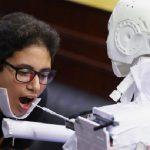 Tes swab corona pakai robot