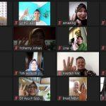 Indra Uno di Webinar OK OCE Indonesia : Ini 4 Perubahan Perilaku Konsumen di Era New Normal