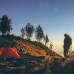 Jalur Gunung Rinjani Dibuka Mulai bulan Juli