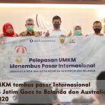PEPES OK OCE Berhasil Mendampingi UMKM Go International