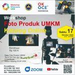 Peluang Usaha Foto Produk UMKM dirumah Untuk Jualan Online dan Katalog
