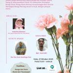 Kursus Merangkai Bunga Potong