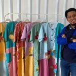 Miliarder Muda Eksis Bisnis Daster Bordir Khas Malang